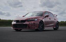 Honda mostra o Civic Type R 2023 nas pistas de Nürburgring
