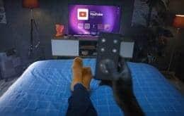 O controle nas suas mãos: Ready For Wireless transforma seu smartphone em mouse interativo para usar na TV ou monitor