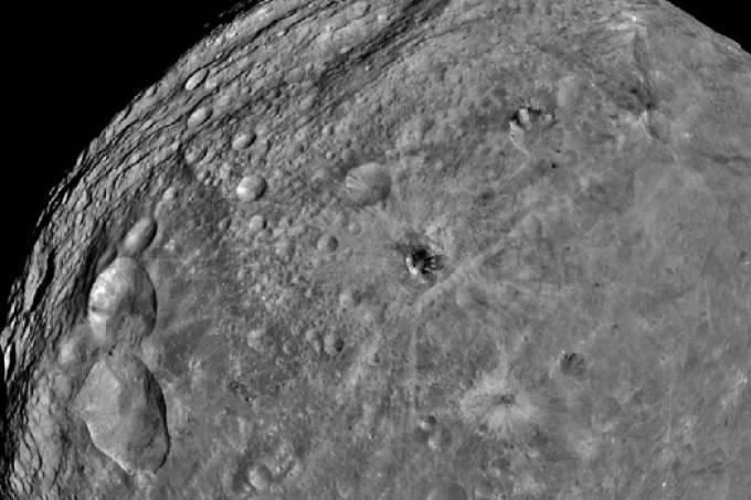 Planeta Anão Vesta