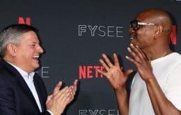 """Co-CEO da Netflix diz que """"estragou tudo"""", mas não muda de posição sobre especial de Dave Chappelle"""
