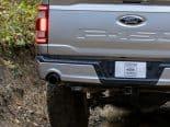 Ford patenteia escapamento retrátil para off-road