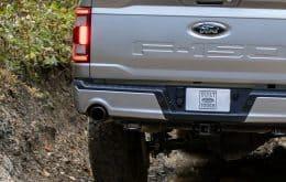 Ford patenta escape todoterreno retráctil