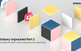 Samsung Announces 'Galaxy Unpacked' Event for October 20th