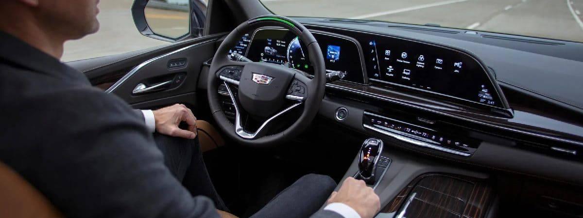 Sistema de direção autônoma da GM