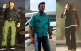 'GTA Trilogy' será lançado em 11 de novembro por R$ 320; veja trailer