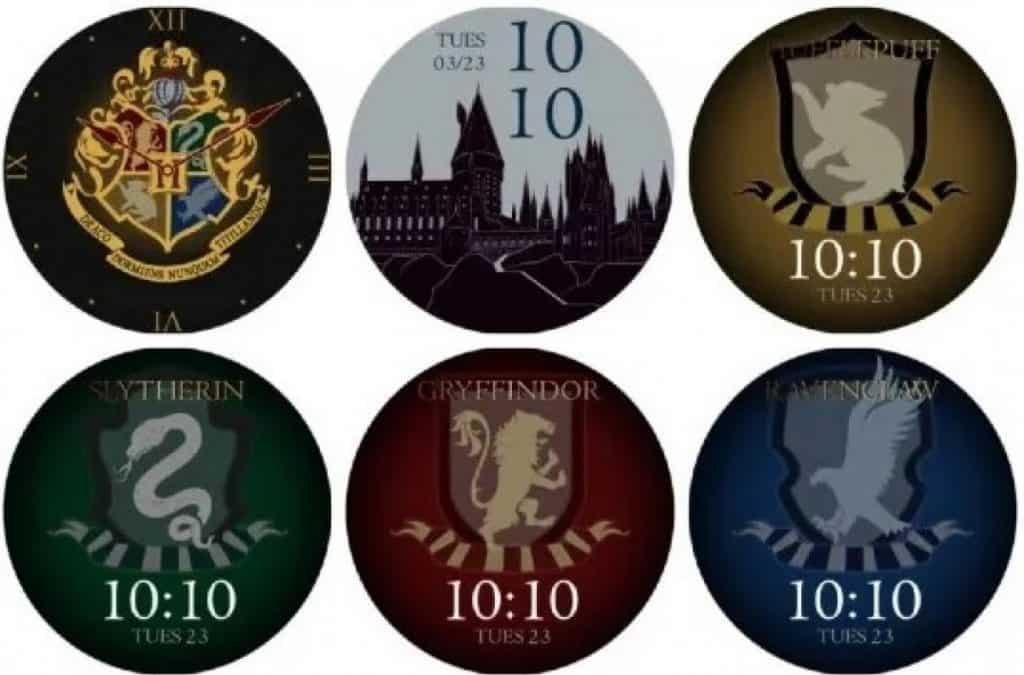 OnePlus anuncia smart watch inspirado em Harry Potter. Divulgação: OnePlus