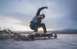 'Bamboo GTR': conoce la patineta eléctrica todoterreno inspirada en los muscle car