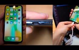 Estudante de robótica cria primeiro iPhone com conector USB-C