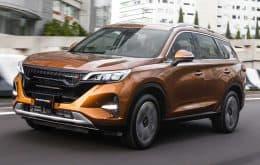 """Novo Dodge Journey é um """"SUV chinês"""" em essência"""