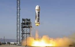 Lançamento e pouso: assista ao voo de William Shatner, o Capitão Kirk, para o espaço