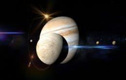 Telescópio Hubble encontra evidências de vapor de água persistente em lua de Júpiter