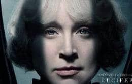 Divulgada primeira foto de Gwendoline Christie como Lucifer em The Sandman