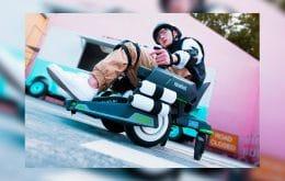 Segway lanza un kit de mecha que convierte el transporte en un carro de batalla