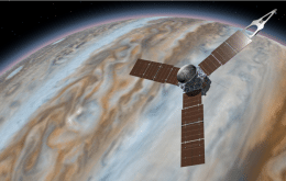 Missão Juno em Júpiter: Nasa apresenta resultados em entrevista coletiva