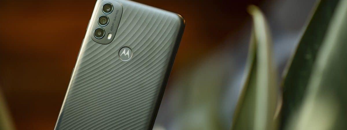 Moto E40 (Imagem: divulgação/Motorola)