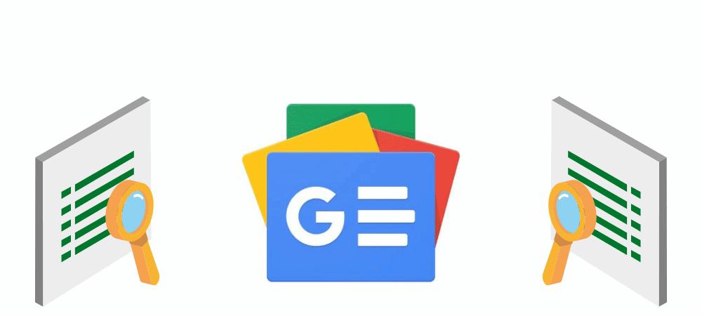 Google quer se tornar sua fonte principal de notícias