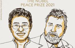 Informação a todo custo: dois jornalistas ganharam o Prêmio Nobel da Paz 2021
