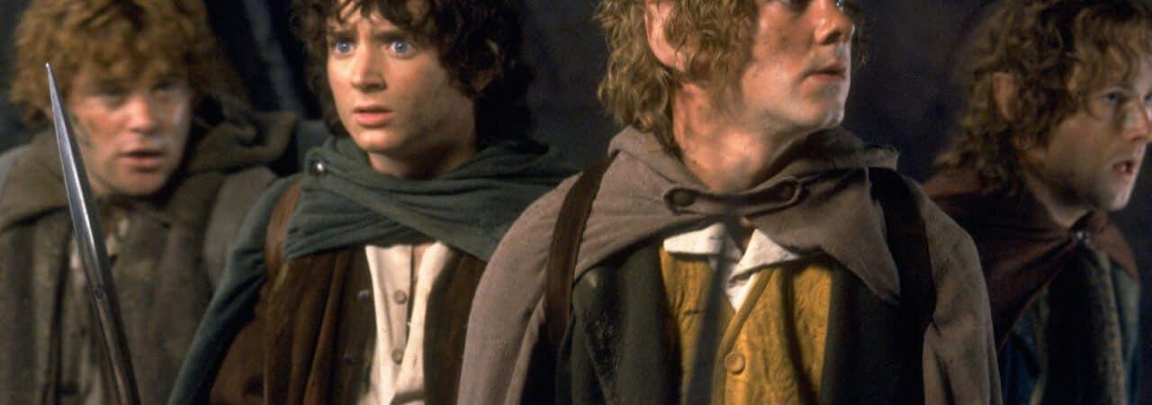 o senhor dos anéis hobbits