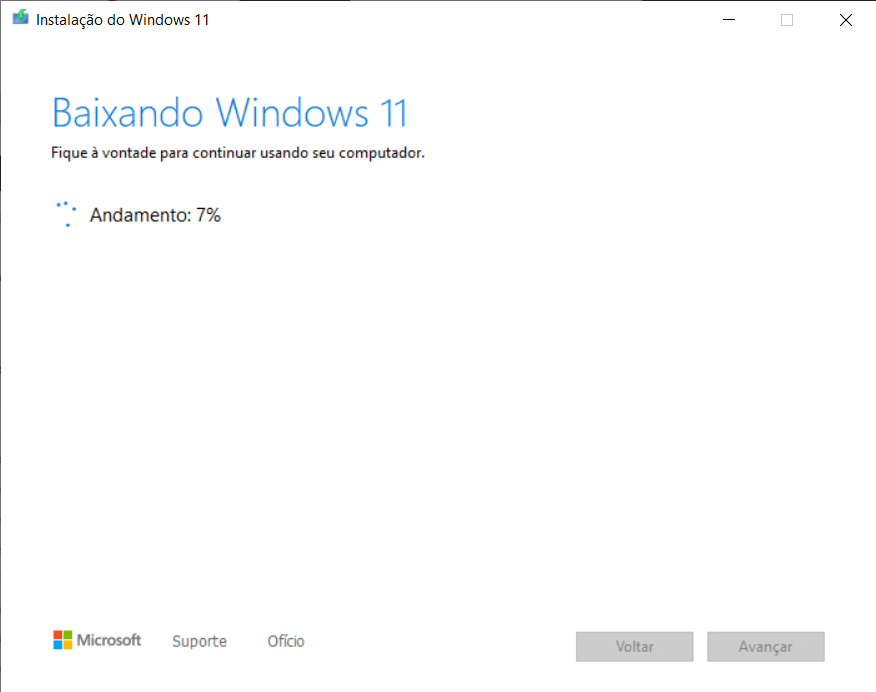 Como criar um pen drive bootável para instalar o Windows 11