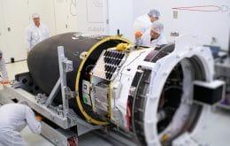 Fábrica espacial da Varda será colocada em órbita pela SpaceX em 2023