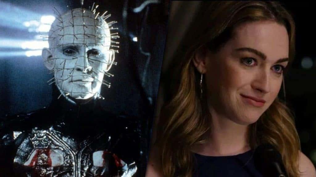'Hellraiser': Reboot do Hulu terá Jamie Clayton, de 'Sense8', como Pinhead. Imagem: Olhar Digital/Montagem