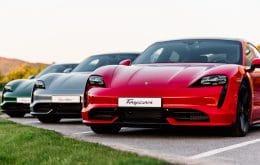 Porsche Taycan es retirado del mercado en EE. UU. Por problemas con las luces de seguridad
