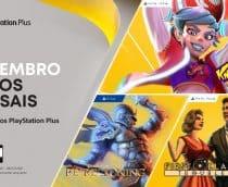 PS Plus: confira os jogos gratuitos de novembro