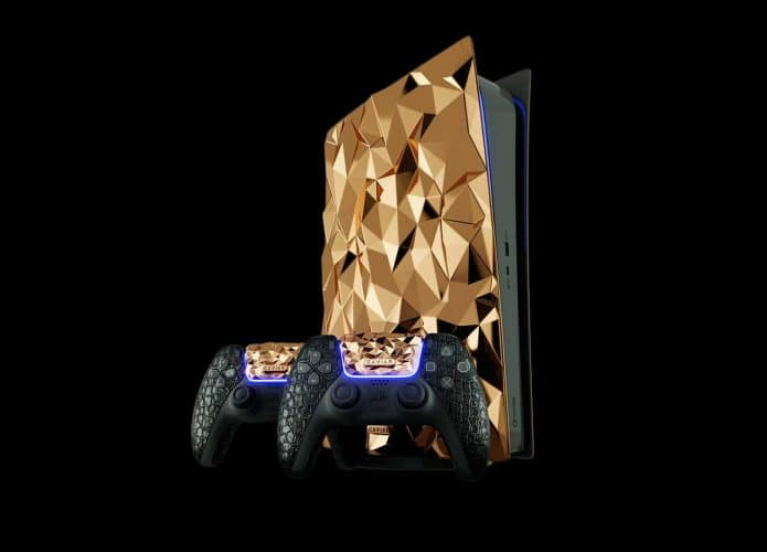 ps5 ouro