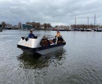 'Roboats': MIT anuncia implementação de barcos autônomos em Amsterdã