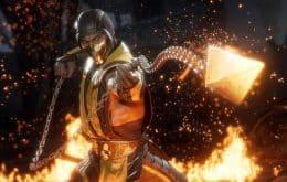"""""""Get over here"""" e veja como o icônico ataque de lança do Scorpion foi criado em 'Mortal Kombat'"""