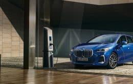 Novo compacto BMW Série 2 Active Tourer traz tecnologia aprimorada e versões híbridas