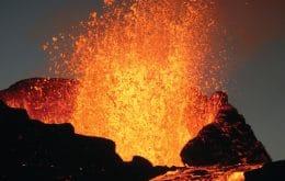 """Erupción del Kilauea """"brilla"""" en imágenes de satélite"""