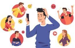 Chega de bullying: Facebook adota novas regras para posts na rede social