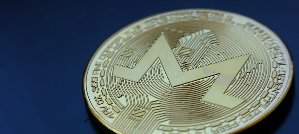 Monero cryptocurrency currency