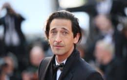 Adrien Brody se arrepende de ter recusado papel em 'O Senhor dos Anéis'