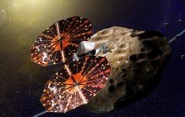 La NASA mantiene la tradición y lanza la sonda de la cápsula del tiempo Lucy para los humanos del futuro