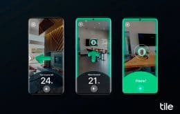 Tile Ultra, a crawler with UWB and augmented reality