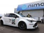 Toyota testa motor de combustão a hidrogênio em carro de corrida