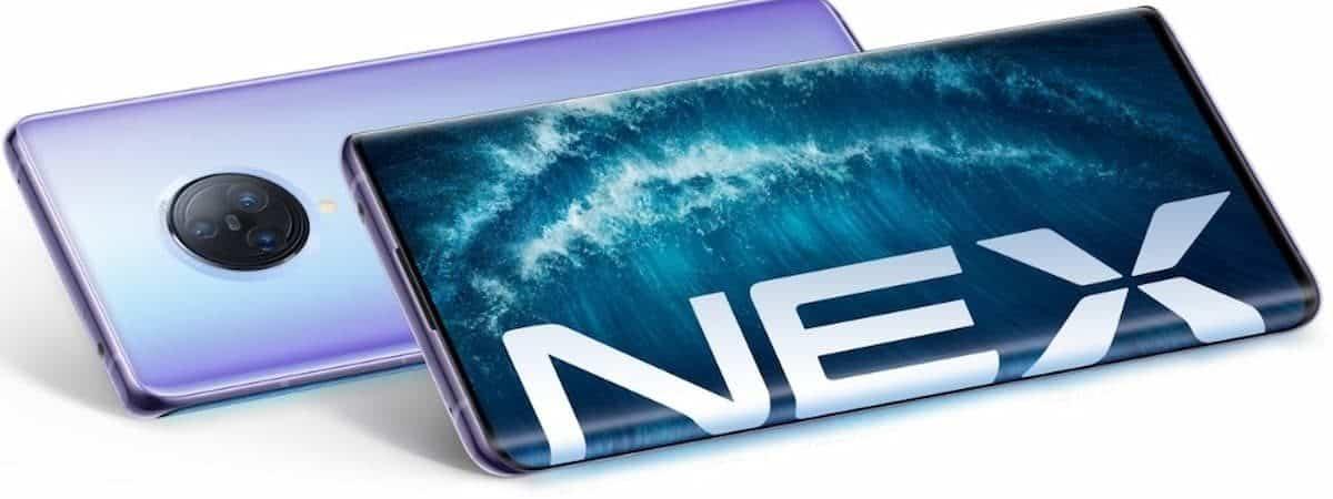 Vivo Nex 3 S