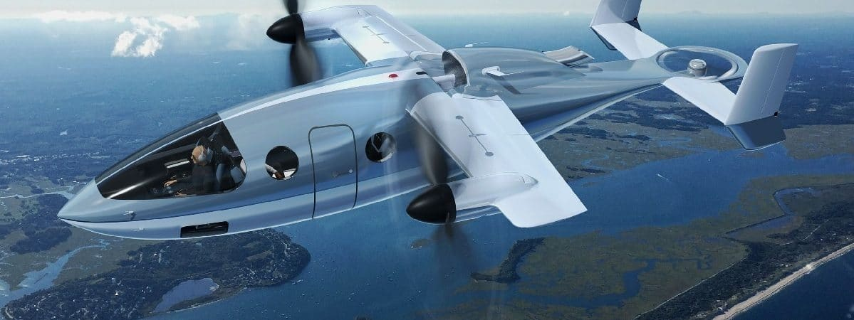 VTOL Vy 400R, da Transcend Air