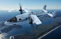 Para concorrer com jatos privados, VTOL da Transcend leva voos de luxo a outro patamar
