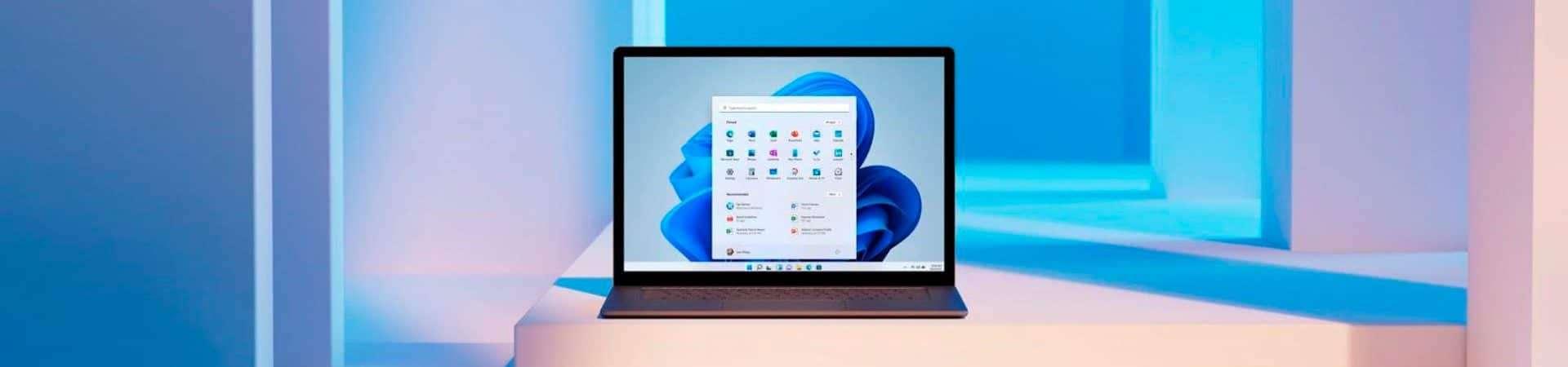 Windows 11 lançado pela Microsoft